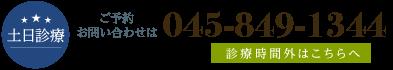 電話番号045-849-1344