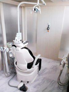 完全個室制で衛生的な環境